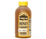 Honey Acres Honey, Pure Clover Honey, 24 Oz Squeeze Bottle