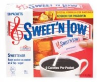 Gefen Sweet 'N Low, Sugar Substitute (12 Boxes)