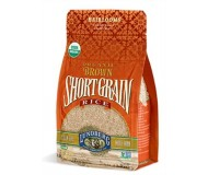 Lundberg, Organic Brown Short Grain Rice