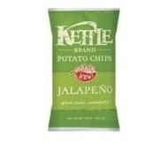 Kettle Foods Potato Chips, Jalapeno