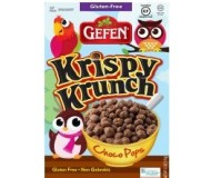 Gefen Gluten Free Krispy Krunch, Choco Pops (Case of 12)