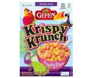Gefen Gluten Free Krispy Krunch, Fruity Pops (Case of 12)