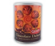 Gefen Gluten Free Chocolate Macaroons, 10 Oz. (Case of 12)