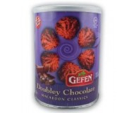 Gefen Gluten Free Double Chocolate Chip Macaroons, 10 Oz. (Case of 12)