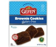 Gefen Gluten Free Brownie Cookies, 5.3 Oz. (Case of 12)
