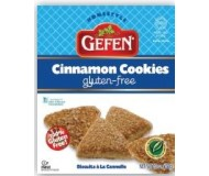 Gefen Gluten Free Cinnamon Cookies, 5.3 Oz. (Case of 12)
