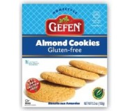 Gefen Gluten Free Almond Cookies, 5.3 Oz. (Case of 12)