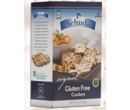 Yehuda Gluten Free Original Cracker, 4.4 Oz. Box (6 Per Case)