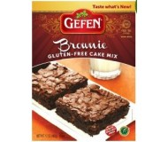 Gefen Gluten Free Brownie Cake Mix, 14 Oz (Case of 12)