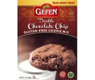 Gefen Gluten Free Double Chocolate Chip Cookie Mix, 12.5 Oz (Case of 12)