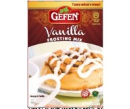 Gefen Gluten Free Vanilla Frosting Mix, 9 Oz (Case of 12)