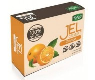 Bakol All Natural Gluten Free Jello, Orange, 3 Oz. (12 Per Case)