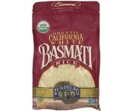 Lundberg Organic California White Basmati Rice
