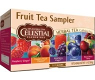 Celestial Seasonings Fruit Tea Sampler