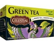 Decaf Mint Green Tea