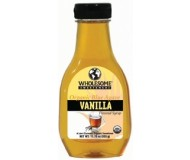 Wholesome Sweeteners Organic Blue Agave Nectar, Vanilla