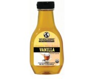 Wholesome Sweeteners, Organic Vanilla Syrup