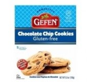 Gefen Gluten Free Chocolate Chip Cookies, 5.3 Oz. (Case of 12)