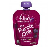 Ella's Kitchen Organic Smoothie Baby Food - The Purple One, 2.5 Oz (6 Pouches)