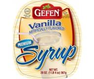Gefen, Gluten Free Vanilla Syrup