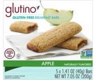 Gluten Free Apple Breakfast Bars