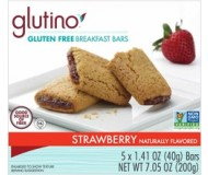 Gluten Free Strawberry Breakfast Bars