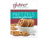 Glutino Gluten Free Pretzel Chips, 6 Oz (Case of 6)