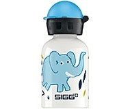 Sigg Water Bottle, Elephant Family, .3 Liters