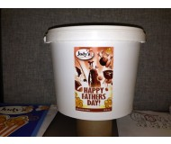 Jody's Gluten Free Gourmet Popcorn, Father's Day Party Tub