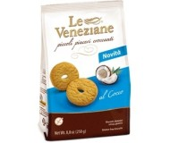 Le Veneziane GF Cookies With Coconut (15 Pack)