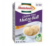 Manischewitz Gluten Free Matzo Ball Mix, 5 Oz. Box (Pack of 12)