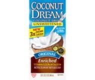 Coconut Dream Enriched, Original, Unsweetened