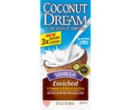 Coconut Dream Enriched, Vanilla