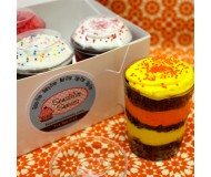 Gluten Free Cupcake Cups, Fall (6 Pack)