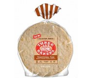 Three Bakers Gluten Free Whole Grain Pizza Crust(Case of 8)
