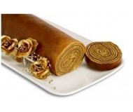 Euforia All Natural Gluten Free Thousand - Layer Roulade, Petite Roll