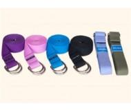 Wai Lana, Yoga Props & Tools, 6 Foot Black Yoga Strap