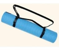 Wai Lana, Yoga Mat & Carry Strap, Caribbean Blue