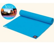 Wai Lana, Yoga For You DVD & Pilates Mat Combo, Caribbean Blue