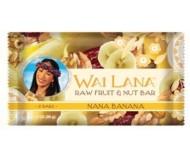 Wai Lana Raw Fruit & Nut Bar, Nana Banana