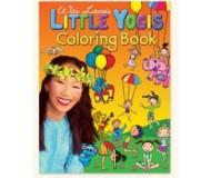 Wai Lana Little Yogis, Coloring Book