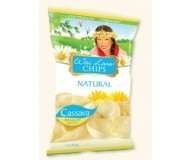 Wai Lana Snacks, Natural Chips (Case of 12)