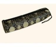 Wai Lana, Deluxe Yoga Mat Bag, Black (Large)