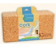 Wai Lana Green, Cork Yoga Block