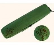 Wai Lana Green, Organic Cotton Yoga Totes (On Hanging Header), Willow