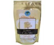 Authentic Foods Gluten Free Lemon Cake Mix, 11 Ounce