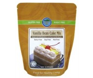 Authentic Foods Gluten Free Vanilla Bean Cake Mix, 1 lb