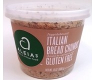Aleia's Gluten Free Italian Bread Crumbs - Case of 12