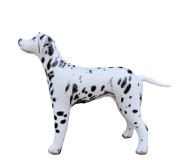 Jet Creations Inflatable Lifelike Animals, Dalmation, 30 Inches Tall