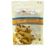Absolutely Gluten Free Brittle Crunch Blondie, 4 ounce bag (6 packs)
